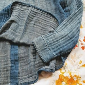 cloth & stone Tops - Cloth & Stone XS Anthro Button Down Shirt